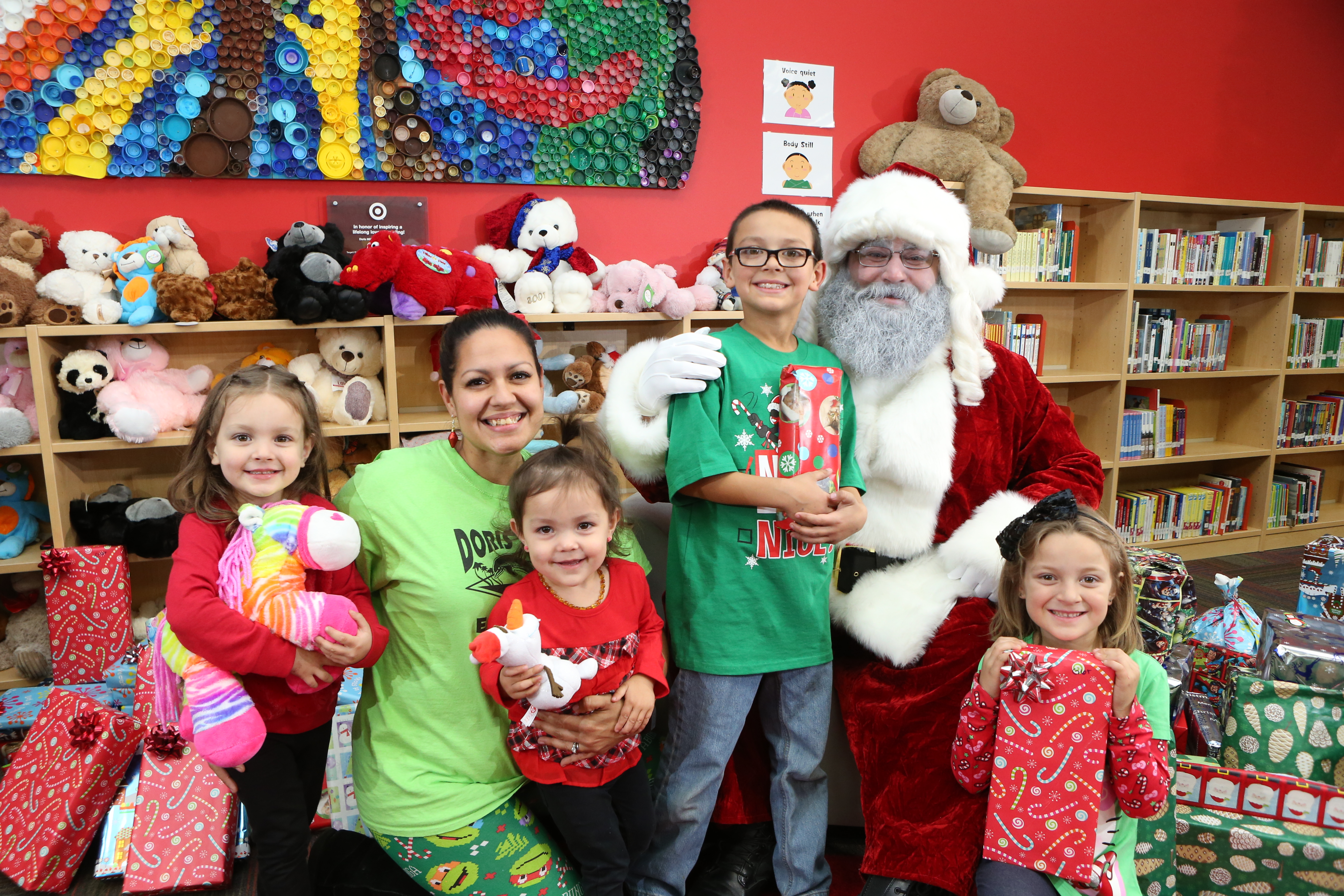 Miller Elementary School - Christmas Miracle 073
