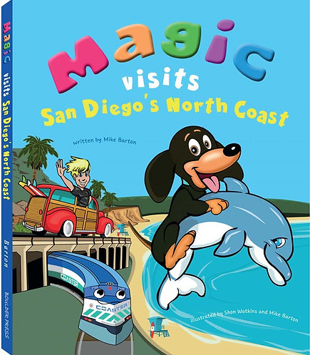 Magic Visits SD's North Coast