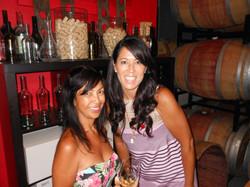 Sandy and Kristine