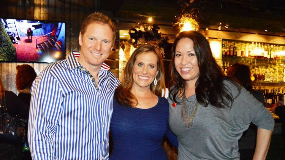 Dale, Renee and Karen