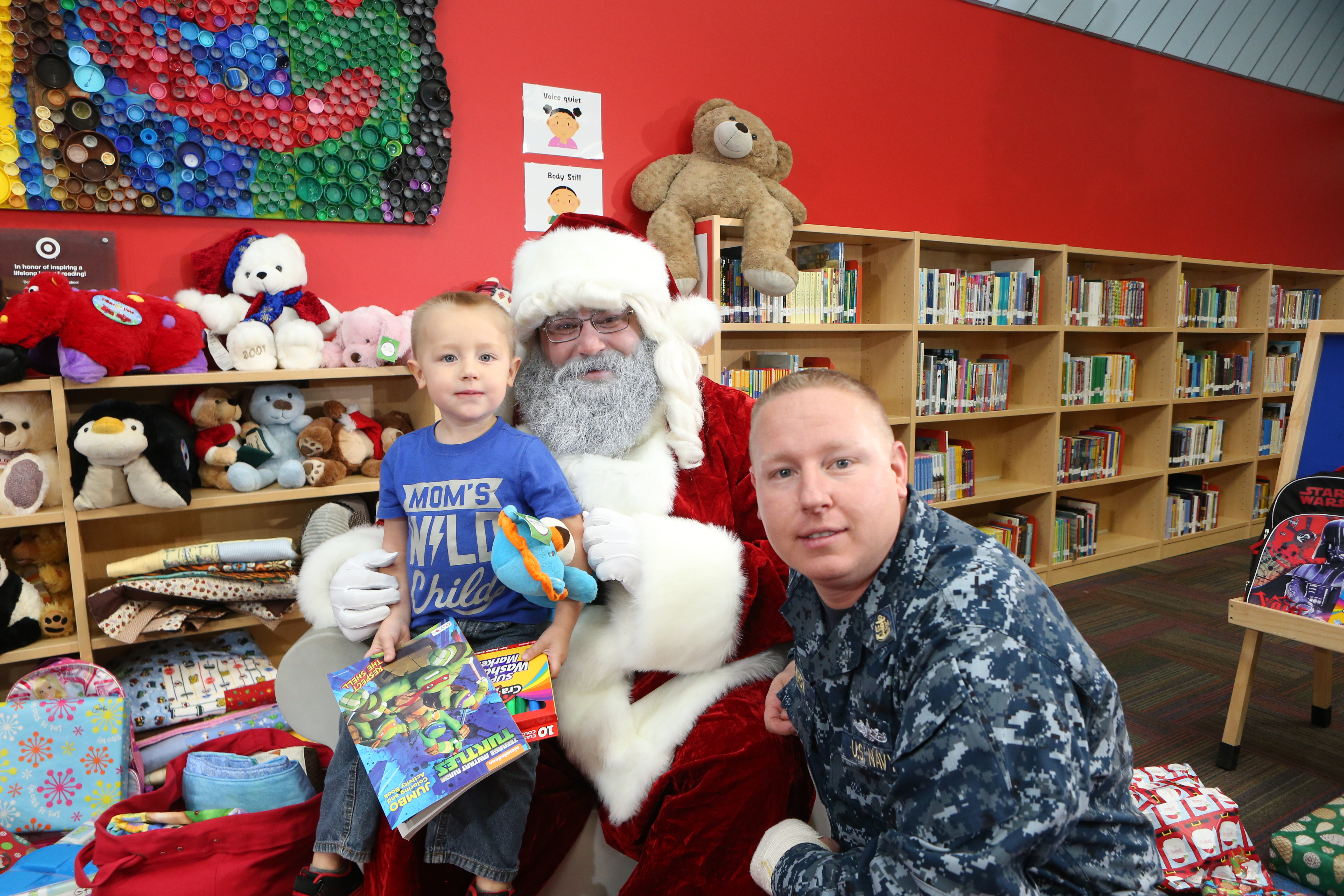 Miller Elementary School - Christmas Miracle 588