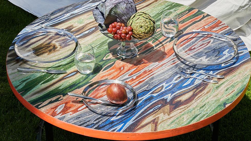 Corfu Coffee Table (Customizable)