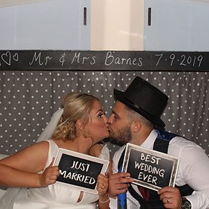 Mr and Mrs Barnes