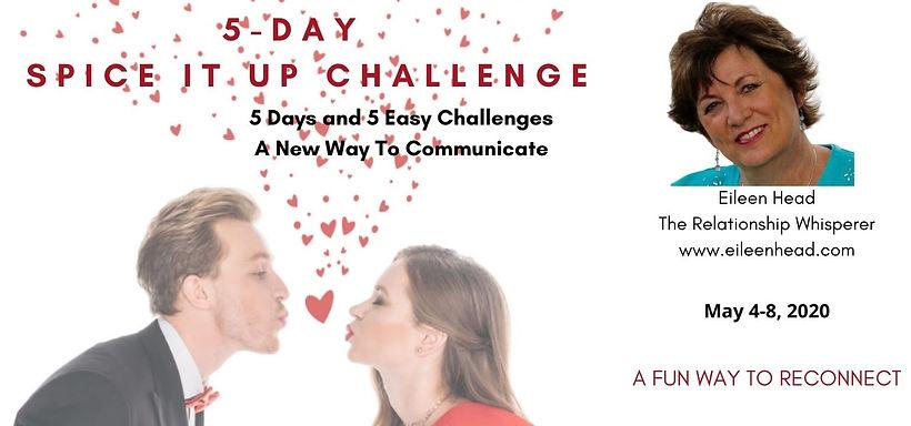 5-DAY VALENTINES SPICE IT UP FUN CHALLEN