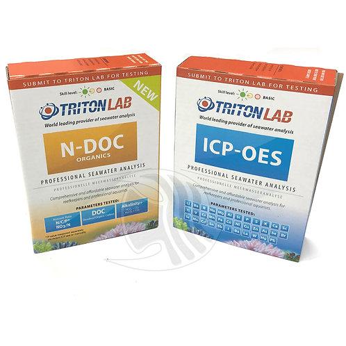 Triton Lab test -ICP or N-DOC