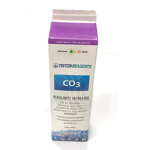 Triton Alkalinity Booster CO3   1 Litre