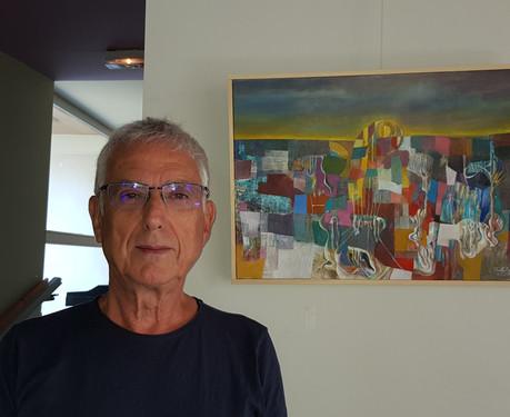 Grégoire Santolaria peintre