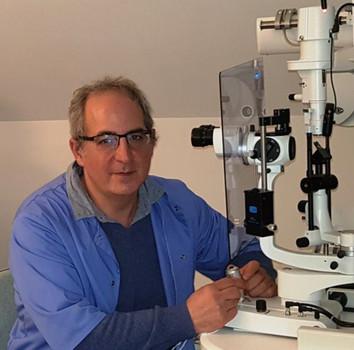 Frédéric Sacre ophtalmologiste
