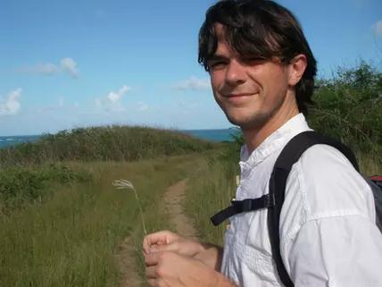 Jean Guillaume Thiebault chef de secteur au Parc National