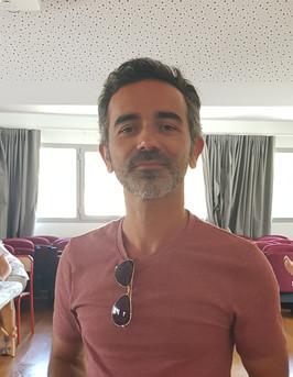Alexandre Di Nicola responsable clinique au conservatoire del'ostéopathie de Toulouse