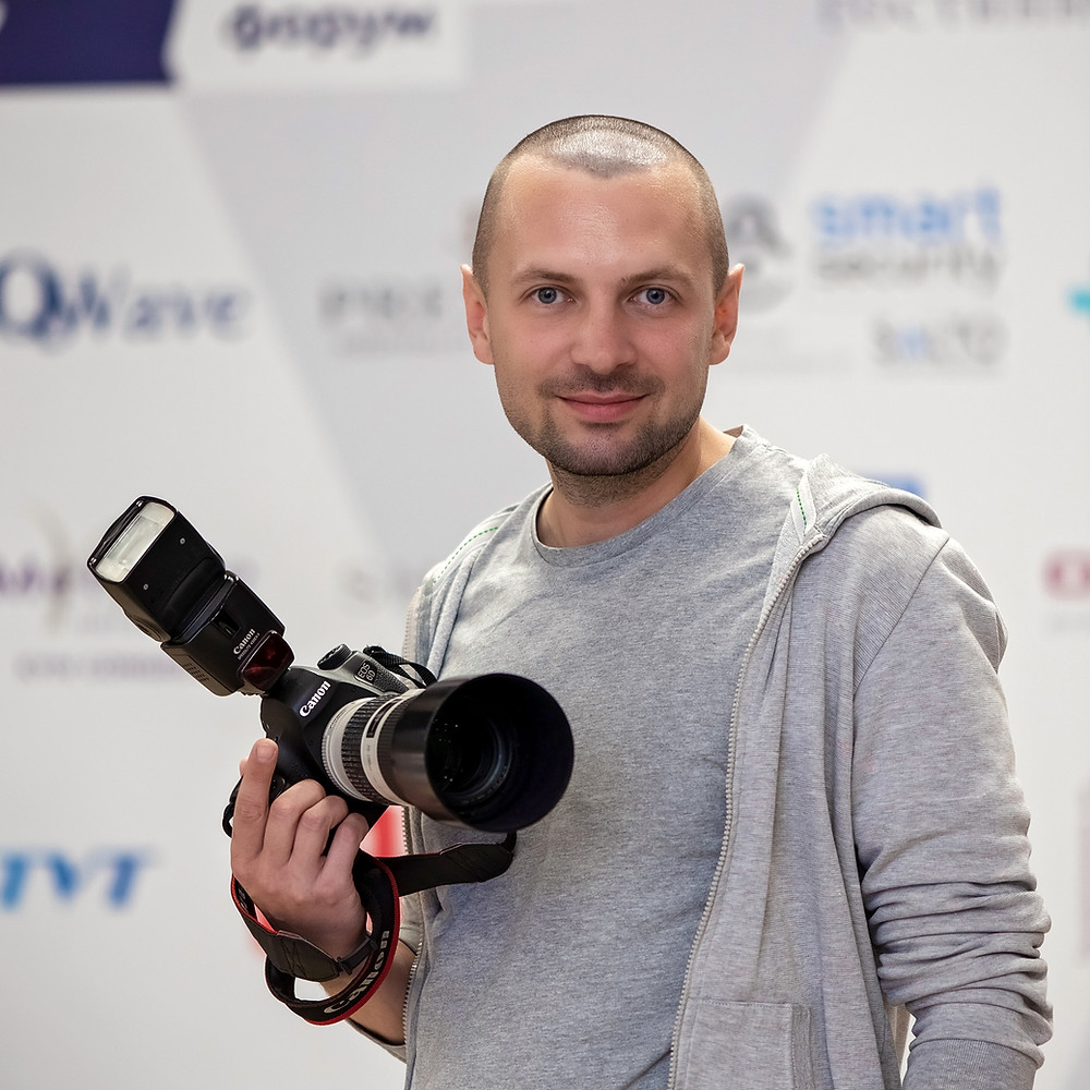 Фотограф Олександр Кісіль