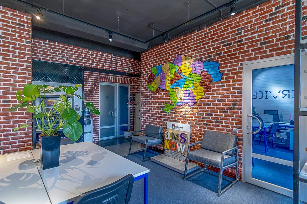 офіс компанії Optima Services
