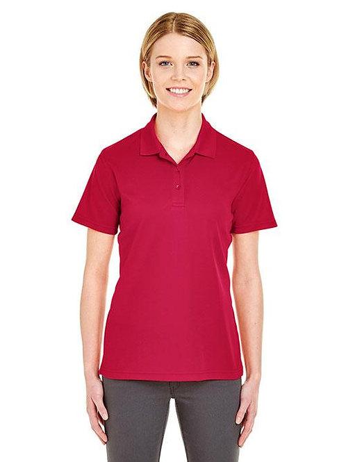 Medium/Large Women's Dry Mesh Piqué Polo Shirt (PPT Logo Only)