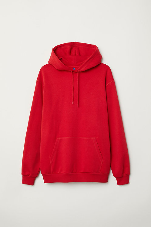 Hooded Sweatshirt (With PPT Logo & Name)