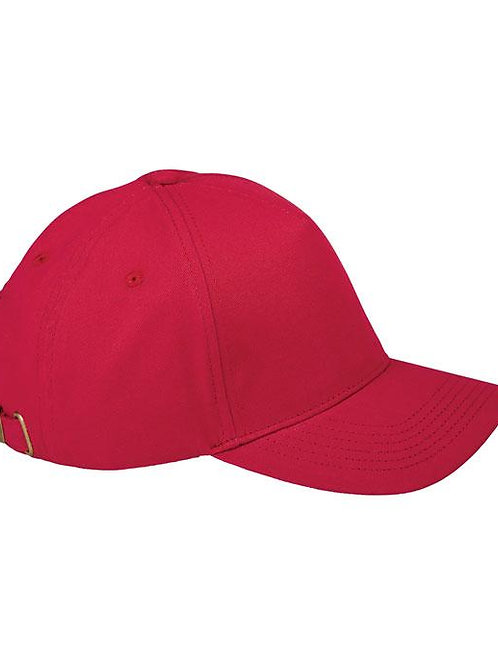 Big Accessories 5-Panel Brushed Twill Cap (PPT Logo Only)