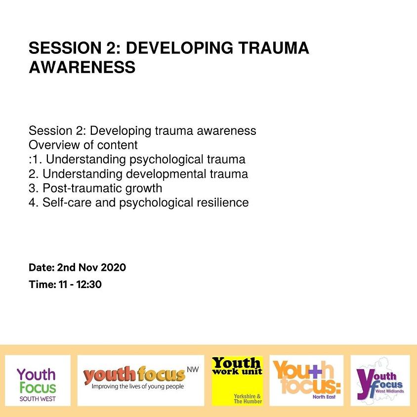 Session 2: Developing trauma awareness