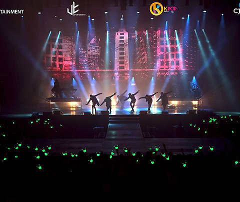 PACKAGE -GET READY FOR NEXT CONCERT-