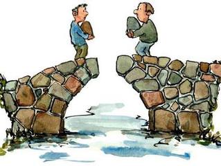 De cuando derribamos los muros y construimos puentes