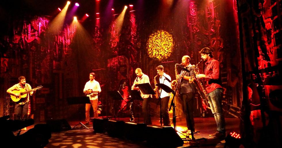 Remistura 7 @ Instrumental Sesc - São Paulo