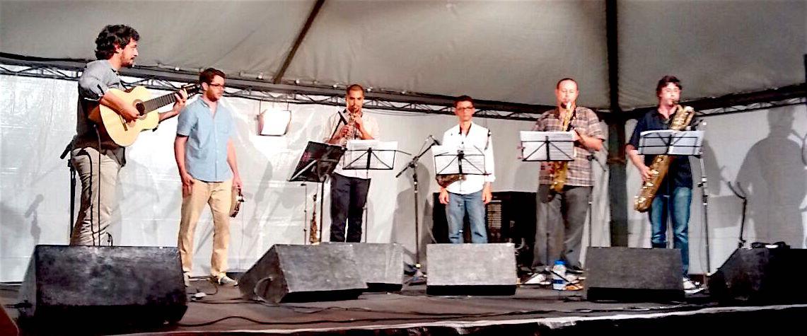 Remistura 7 no Festival de Choro de Avaré - Avaré (SP)