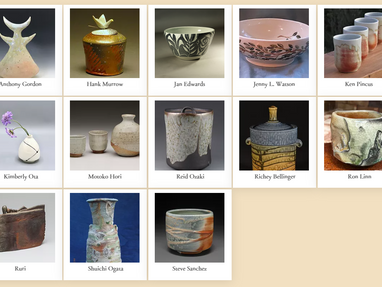 「World Ceramic Market」を当サイトでオープンしました