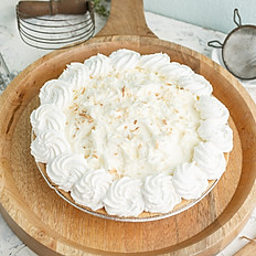 Coconut Cream with Whipped Topping