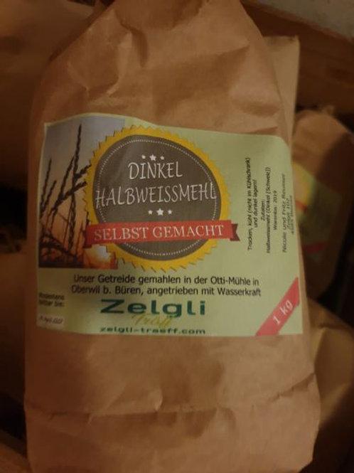 Dinkel Halbweissmehl 2.5kg