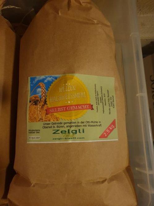 Weizen Halbweissmehl 1kg