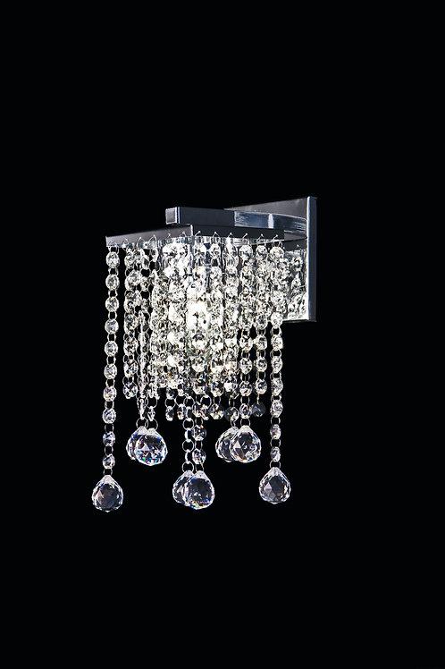Arandela com Cristal Intercalado - IH 1436-1
