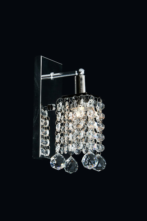 Mini Arandela de Cristal - IH685/1