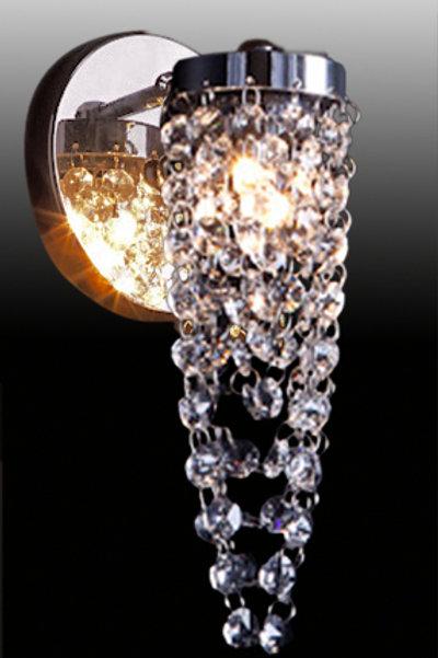Arandela de Cristal Véu de Noiva - MB 345/1