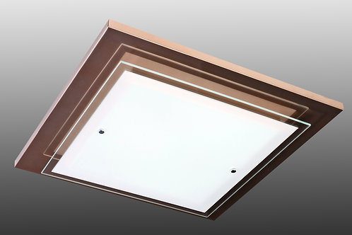 Plafon Aço Inox Cobre - WC 1010/COB