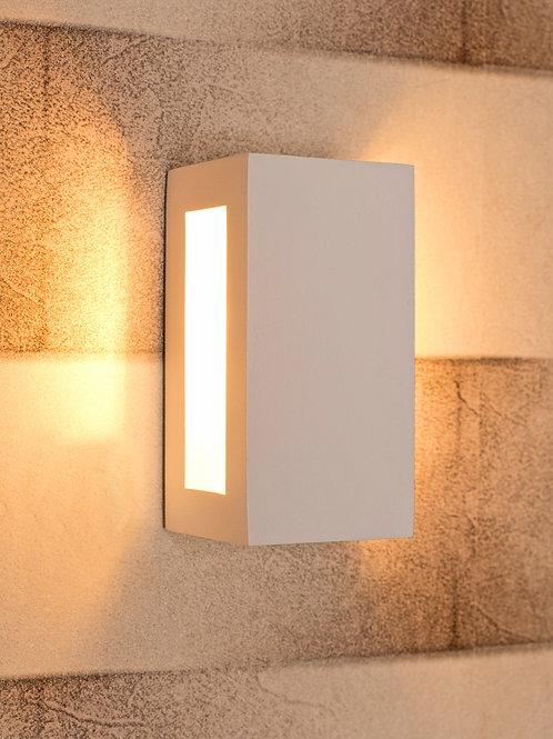 Arandela vazada Pequena Com LED 4,5W