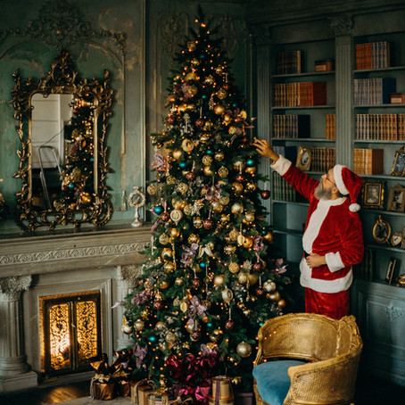 Yo ho ho! Christmas is nearly here. Are you ready?