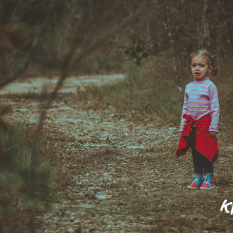 Toddler tantrums—how to help your little one feel better.