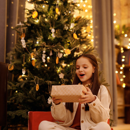 What are your special family Christmas traditions?