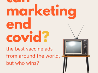 Roundup of the Best Covid Ads. But Who Wins?