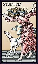Tarot of the Sevenfold Mystery 'Fool' St