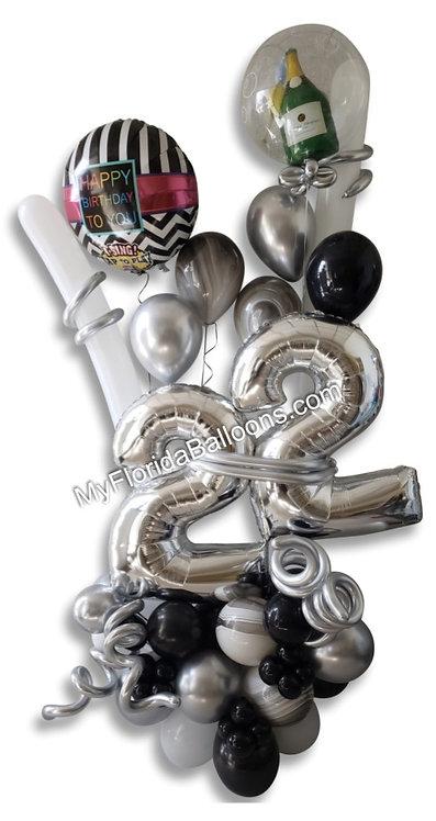 Smokey Silver