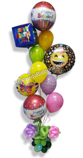 Smiley Birthday