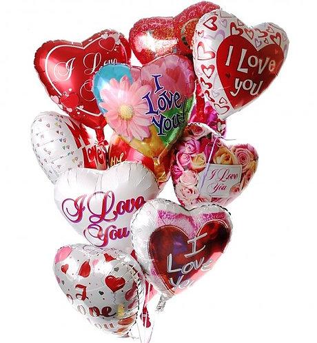 Dozen Hearts