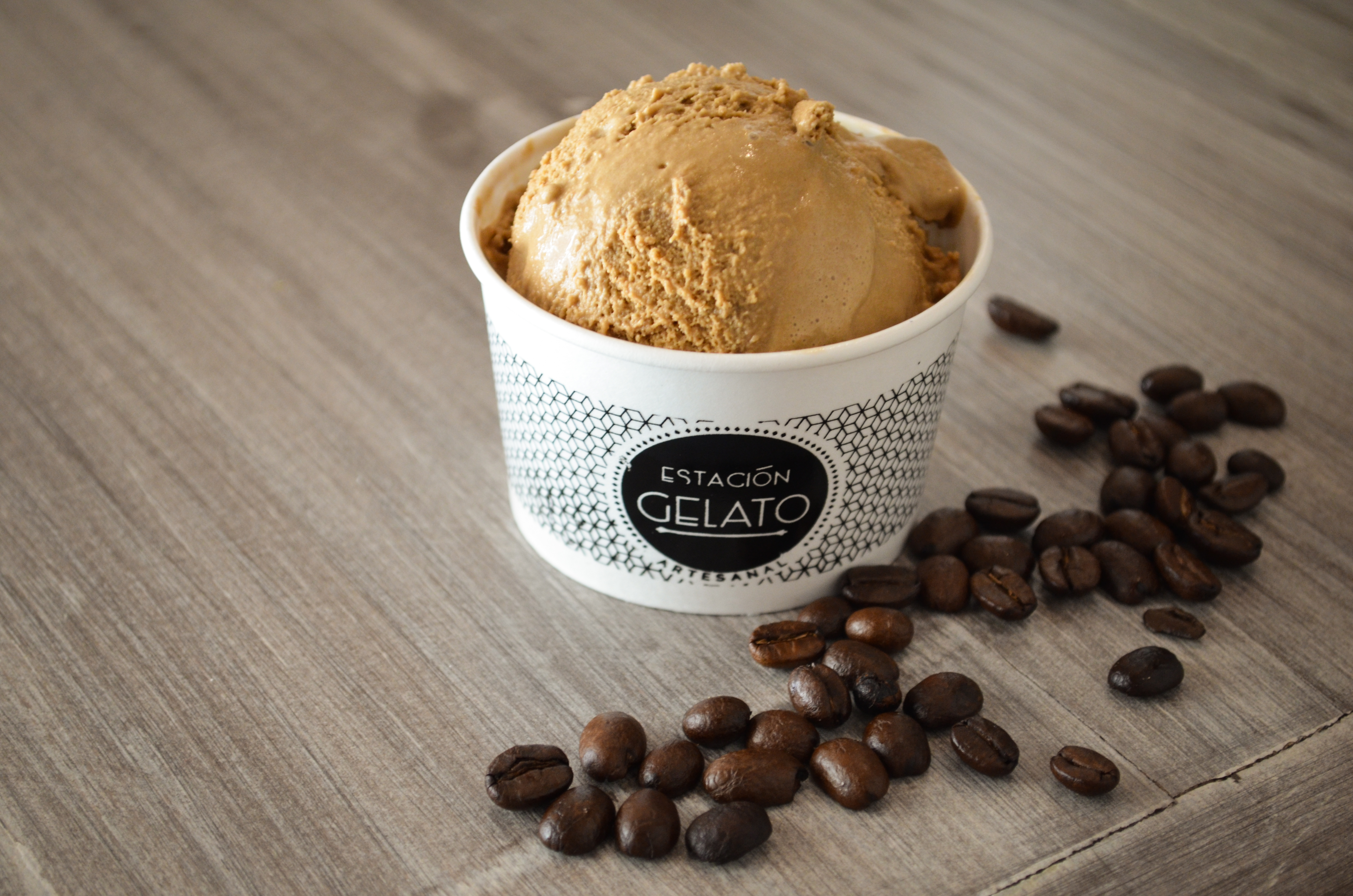 Gelato-Café