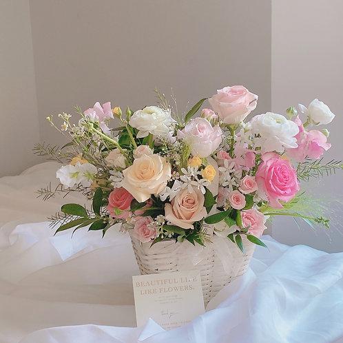 Fairy Bloom Basket