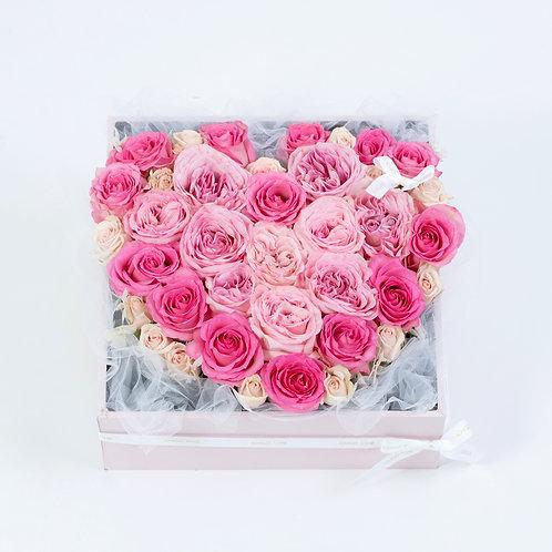 Deluxe Heart Bloom