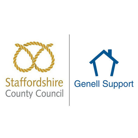 Genell Support have been awarded onto the Staffordshire 16+ DPS Supported Living framework