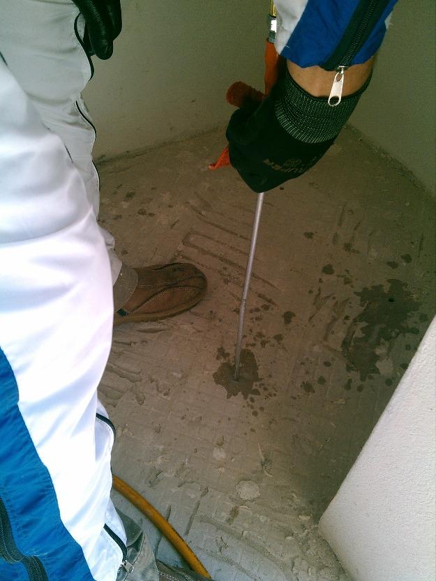 Tratamiento de comejen suberraneo
