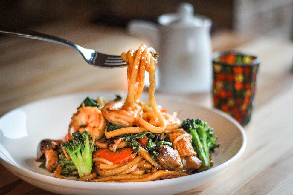 Thai-namite Druken Noodle