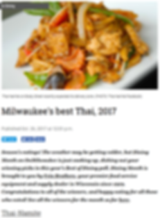 Milwaukee's best Thai, 2017.png