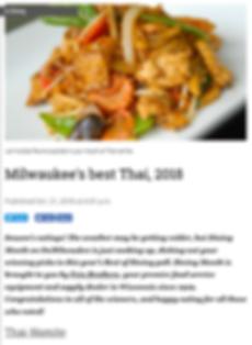 Milwaukee's best Thai food, 2018.png