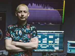 エレクトロニック・ミュージック・プロデューサーのJames Hurr、音楽と人生のバランスを見つけることについて語る。